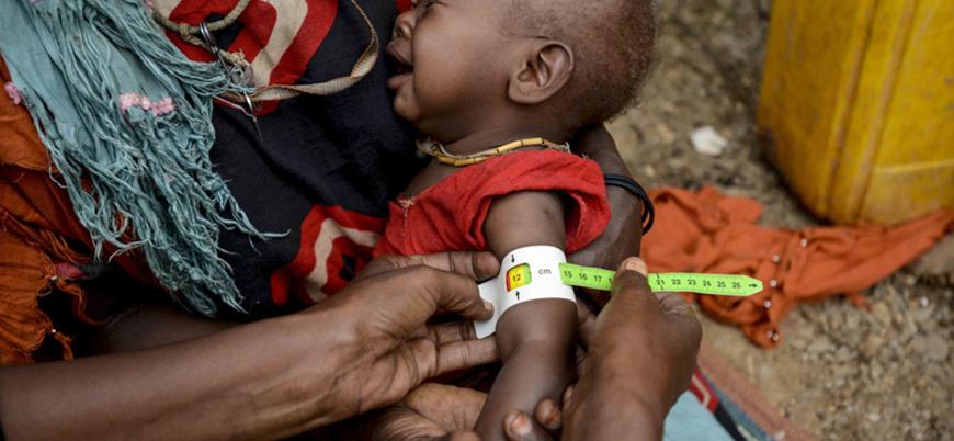 Güney Sudan'da 7 milyon insan açlık riskiyle karşı karşıya