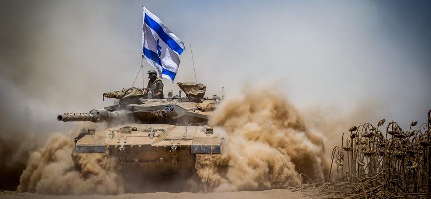 """""""İsrail ordusu Gazze'ye kapsamlı bir askeri harekat düzenlemek istiyor"""""""