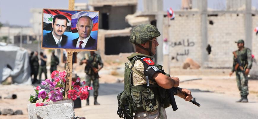Suriye'de İran ve Rusya'nın güç savaşı: Halep'te çatışmalar şiddetleniyor