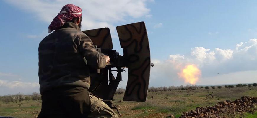 Suriye'nin kuzeyinde çatışmalar sürüyor: Esed rejiminin ilerleme girişimi başarısız oldu