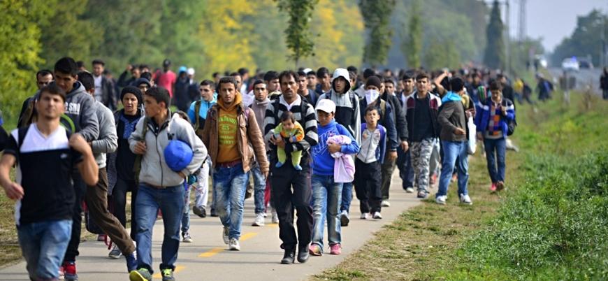 Sayı rekor düzeyde: Bir buçuk milyon sığınmacıya yer aranıyor