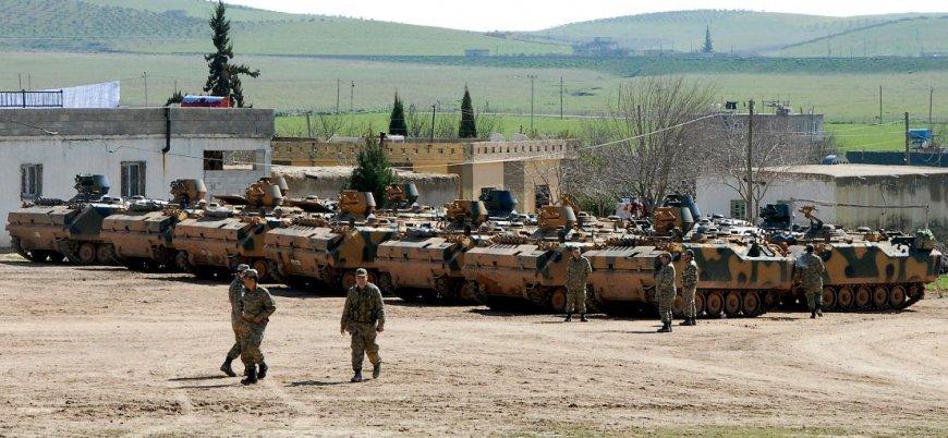 İdlib'de TSK gözlem noktasına rejim saldırısı