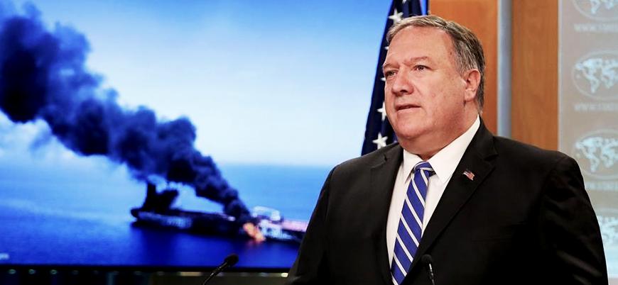 ABD Dışişleri Bakanı Pompeo: İran'a karşı tedbirler arasında askeri seçenek de var