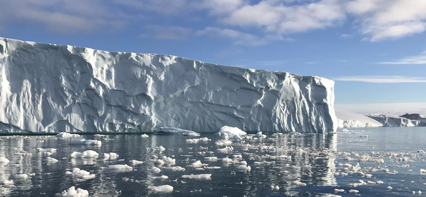 Grönland'da buzullardaki erime 'eşi benzeri görülmemiş düzeyde'