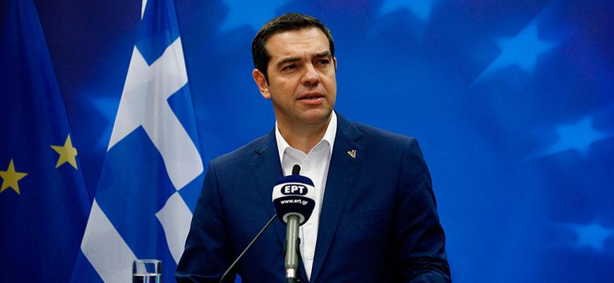 Yunanistan'dan Türkiye'ye 'sondaj yaptırımı' uyarısı