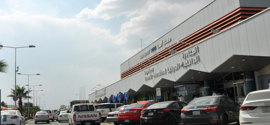 Husiler Suudi Arabistan'daki Abha Havalimanını yeniden vurdu