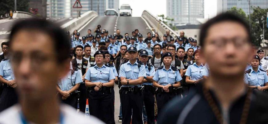 Çin'den Hong Kong yönetiminin iade tasarısına destek