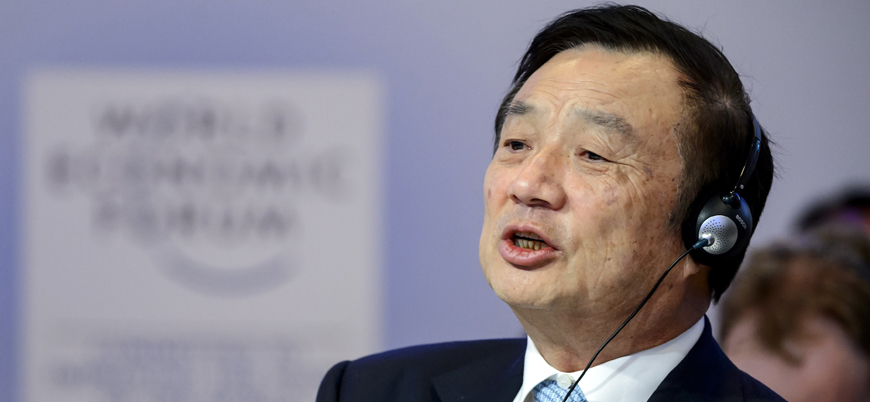 Satışları yüzde 40 düşen Huawei kurucusu: 2 yıl içinde toparlayacağız