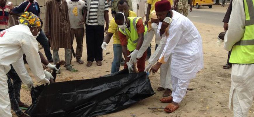 Nijerya'da eş zamanlı üç canlı bomba saldırısı: 30 ölü 40 yaralı