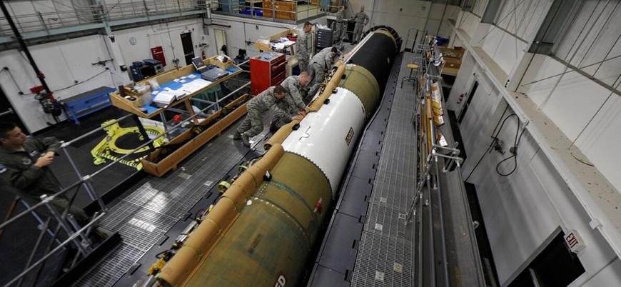 SIPRI: Nükleer savaş riski arttı