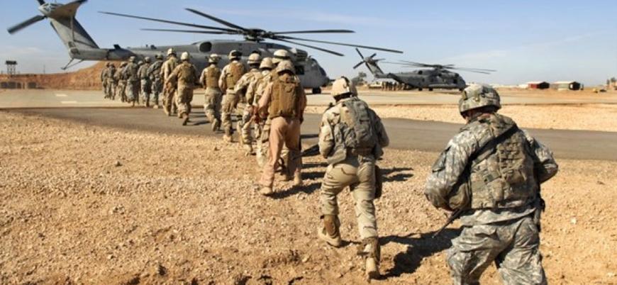 ABD'den Ortadoğu'ya ek bin asker