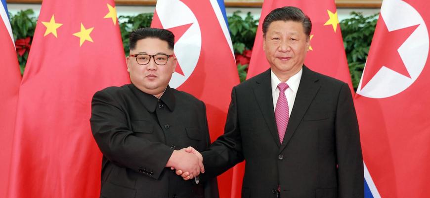 Çin Devlet Başkanı Şi Kuzey Kore'ye gidiyor