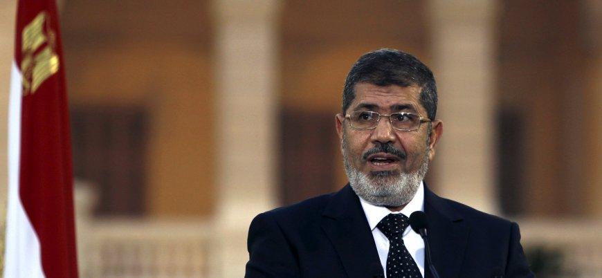 Mısır devlet televizyonu: Mursi kalp krizi sonucu öldü