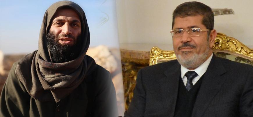 HTŞ'den Muhammed Mursi için taziye