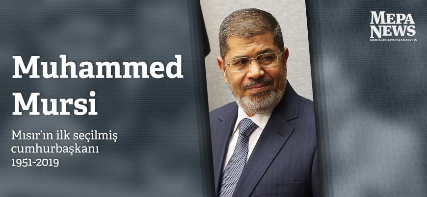Mısır'ın ilk seçilmiş cumhurbaşkanı Muhammed Mursi kimdir?
