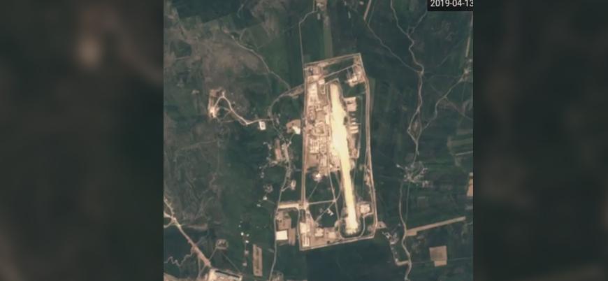 ABD Suriye'de YPG kontrolündeki bölgede askeri hava üssü inşa ediyor