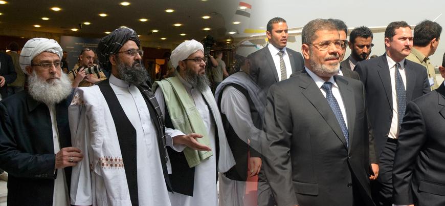 Taliban'dan Mursi için taziye mesajı