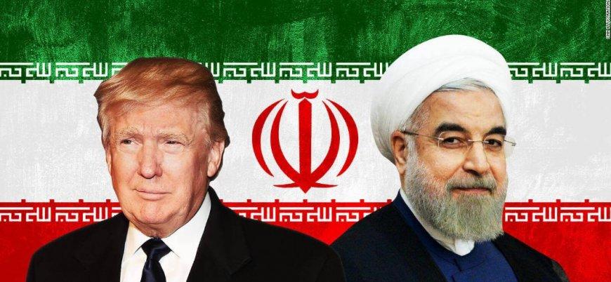 """Trump İran ile savaş istemiyor"""