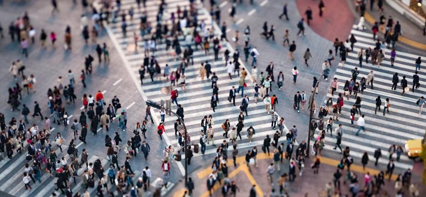 Dünyada nüfus artışı 21'inci yüzyıl sonunda duracak