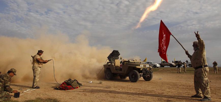 Irak'ın güneyindeki Basra'da ABD ve Avrupalı petrol şirketlerine roketli saldırı