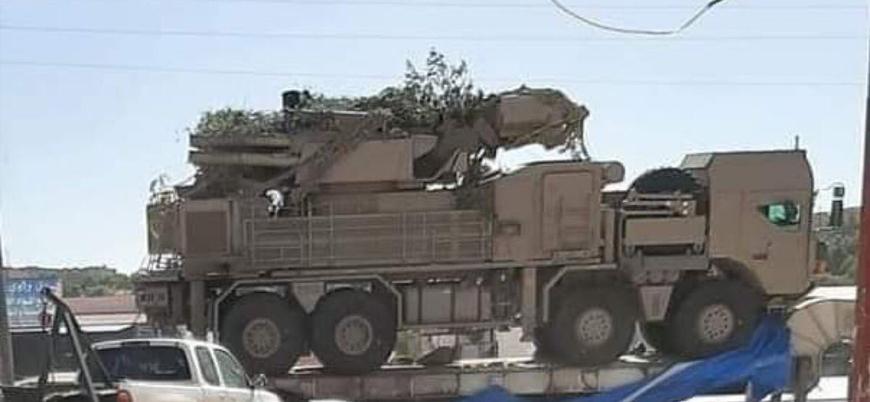 Birleşik Arap Emirlikleri'nden Libya'da Halife Hafter'e uçaksavar desteği
