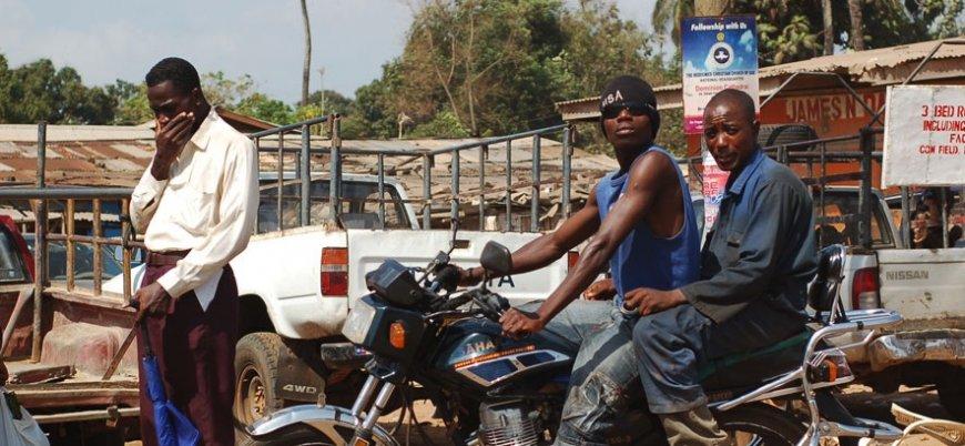 Etiyopya'nın başkentinde motosiklet kullanımı yasaklandı