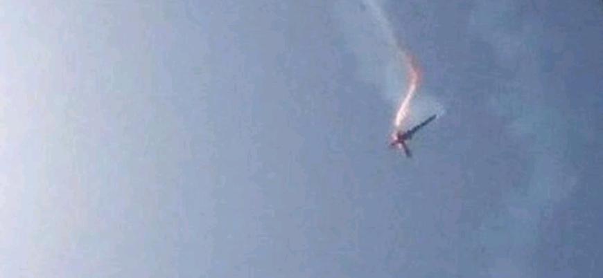 İran: Hava sahamıza giren ABD uçağını düşürdük