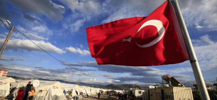 Türkiye 3,7 milyon kişi ile dünyada en çok mültecinin yaşadığı ülke