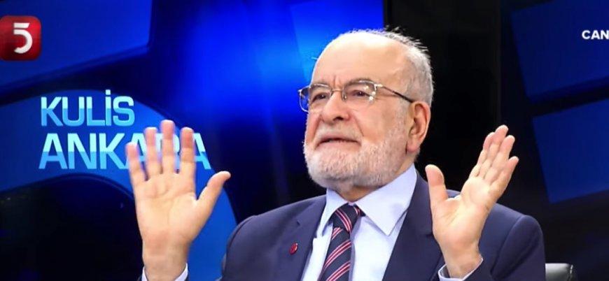 Saadet Partisi lideri Karamollaoğlu: Hoca mezardan kalksa kafanıza yumruk indirir