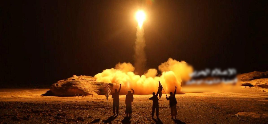 Husiler Suudi Arabistan'ın güneyinde elektrik santraline seyir füzeli saldırı düzenledi