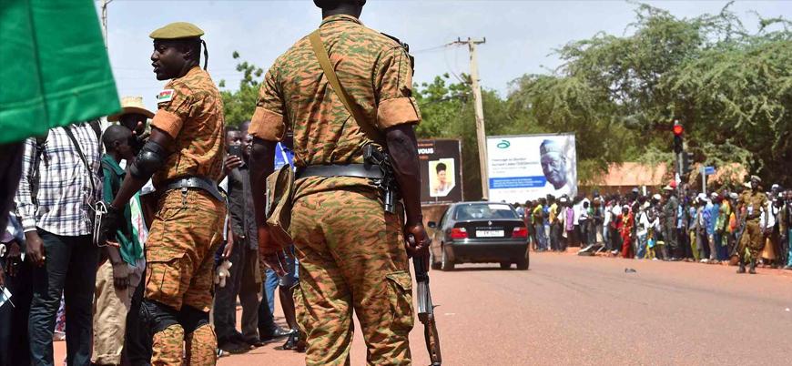 Burkina Faso'da sivillere saldırı: 17 ölü