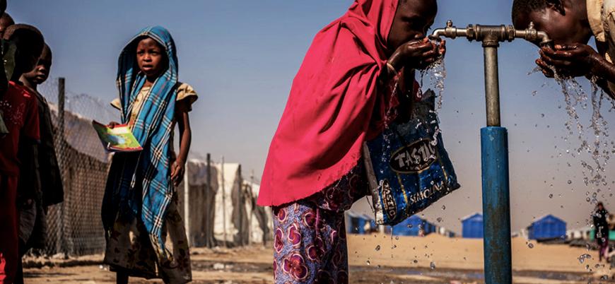 BM: Dünyada 2.2 milyar kişinin temiz suya erişimi yok