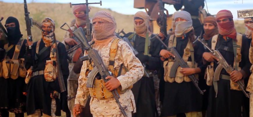Sahada gerileyen IŞİD propaganda savaşına ağırlık veriyor: Sina'dan 'bağlılık' videosu