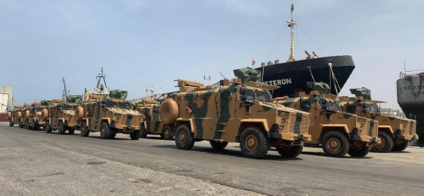 Erdoğan Libya'ya silah ve askeri ekipman gönderildiğini doğruladı