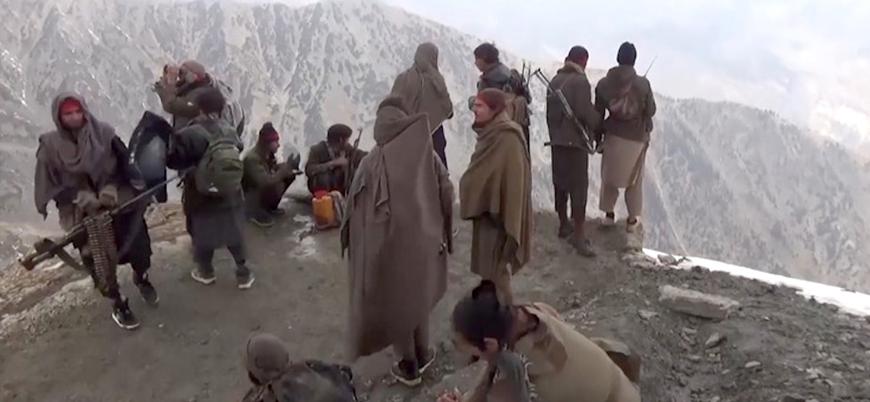 Taliban: Kuşatma altındaki IŞİD'liler ABD tarafından tahliye edildi