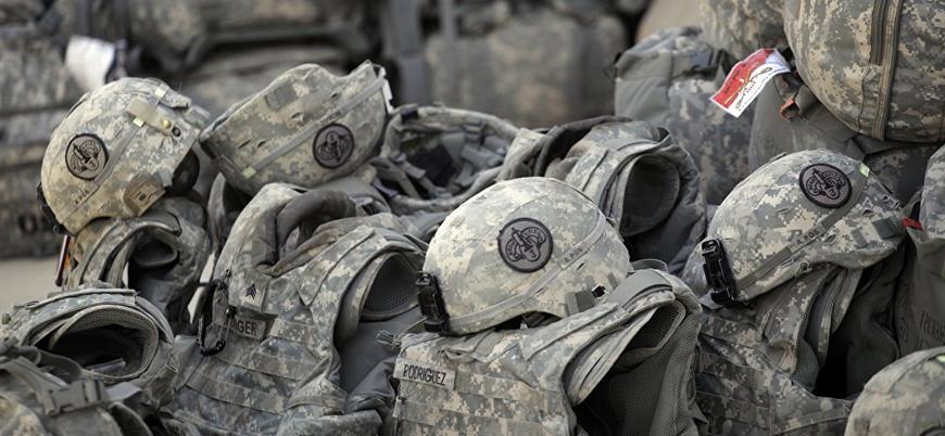 """""""ABD Irak'taki askeri üssünü boşaltıyor"""""""