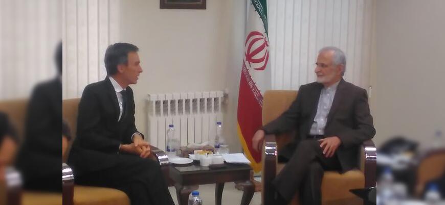 İngiltere temsilcisinden İran'a 'gerginliği azaltma' ziyareti