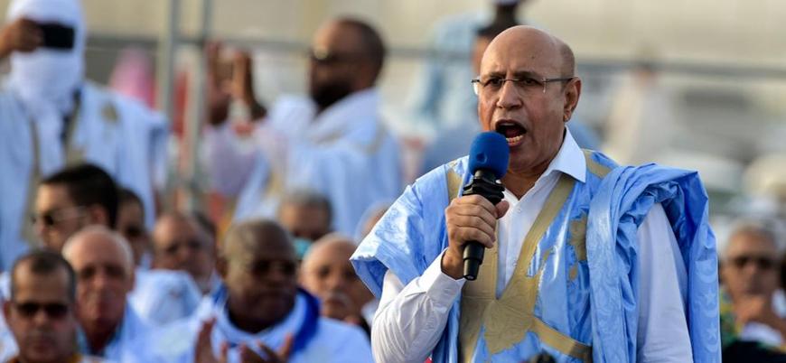 59 yıl sonra seçime gidilen Moritanya'da Gazvani zaferini ilan etti