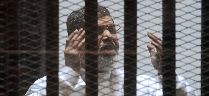 """""""Mursi'nin ölümü Sisi hükümetinin keyfi bir cinayet"""""""