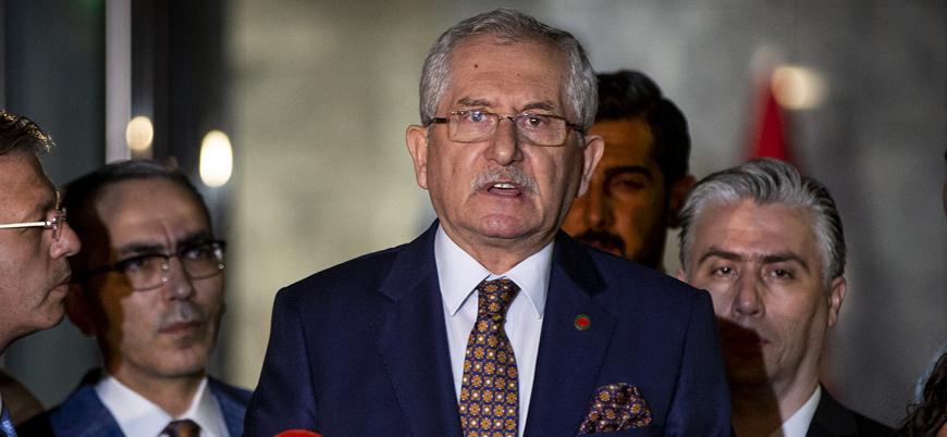 YSK Başkanı Sadi Güven kesin sonuçlarını açıkladı