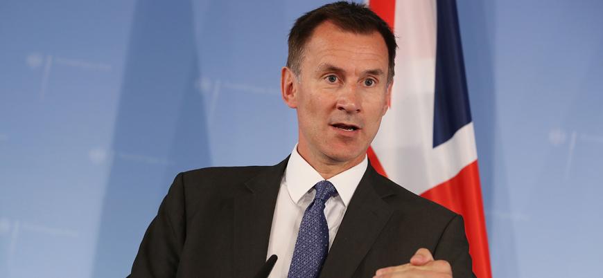 İngiltere'den ABD ve İran'a 'savaş' uyarısı