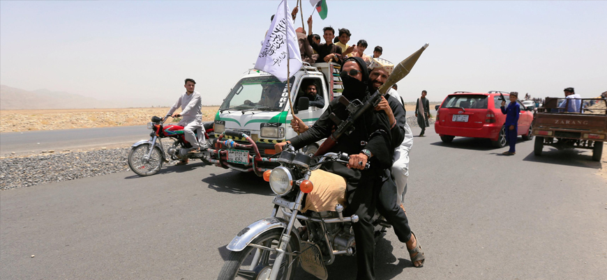 BM raporu: Afganistan'da 100 bin Taliban mensubu var
