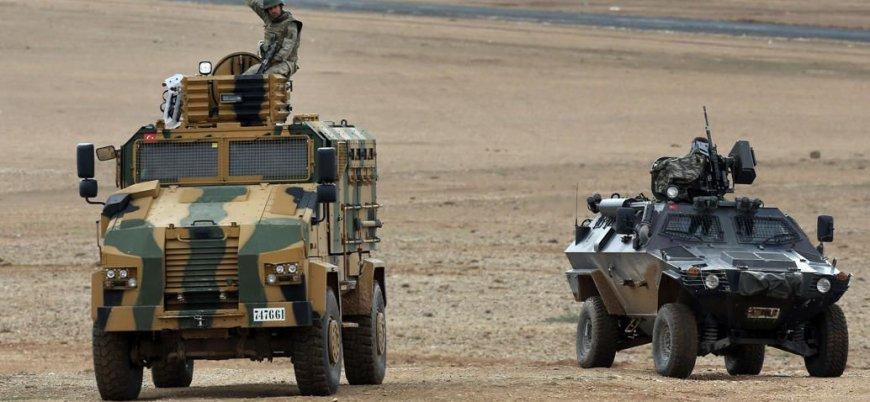 MSB: Barış Pınarı Harekat bölgesine 24 saatte 16 taciz/saldırı gerçekleştirildi