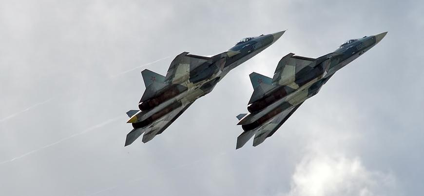 Rus uçakları ABD hava sahasında gözlem uçuşu yapacak
