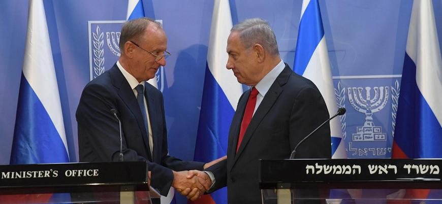 İsrail, ABD ve Rusya'dan Tel Aviv'de üçlü güvenlik zirvesi