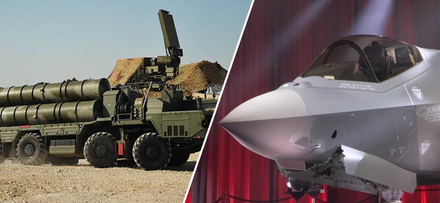 ABD'de yeni öneri: Türkiye'nin S-400'lerini alalım F-35'leri verelim
