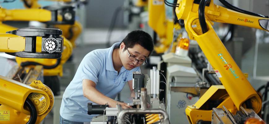 """""""10 yılda 20 milyon işçi robotlar nedeniyle işsiz kalacak"""""""