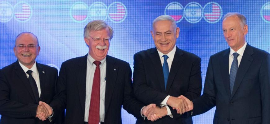 ABD-İsrail-Rusya arasında Suriye zirvesi