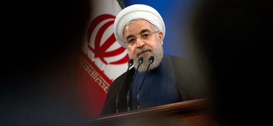 Ruhani: ABD siyasi ve ekonomik yenilgiye uğrayacak