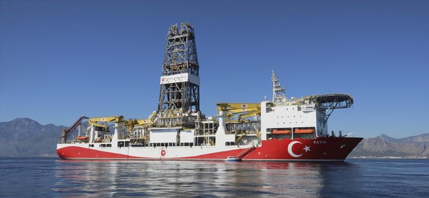AB'den iki Türk vatandaşına 'Akdeniz'de doğalgaz arama' yaptırımı
